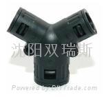 辽宁三通软管接头尼龙软管接头电话价格