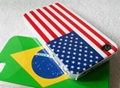 For iphone 4 case silicone case UK Flag