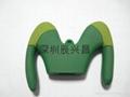 PVC材料u盘 3