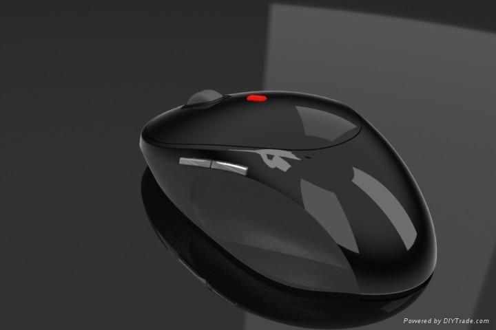 2.4GHz无线光电鼠标 2