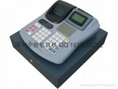 深圳中收收款機k4/中英文繁體版
