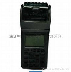 深圳中收製造商手持無線收銀機A1專利連鎖
