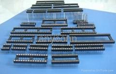 圆孔IC插座系列连接器接插件