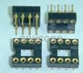 圆孔IC插座系列连接器接插件 4