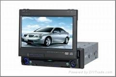 1 DIN Universal Car DVD Player