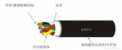 日本立井(TACHII)机器人电缆