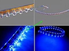 Flexible led strip light great wall light waterproof