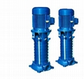 Copper impeller VMP pressurization centrifugal pump