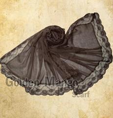 2011 latest cotton scarf