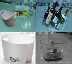 Large Wine Bottle Ice Buckets