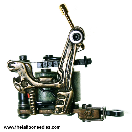 Custom Tattoo Machines - New Women Custom Tattoo Designs