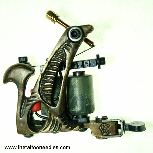 2 pcs classical tattoo machines) is for you to choose on the link (the black