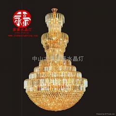 酒店工程水晶燈