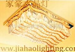 方形客廳吸頂燈