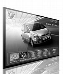 17寸液晶LCD海报广告机