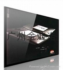 32寸窄邊金屬框廣告液晶屏