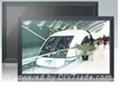 55寸高清窄邊LCD海報機