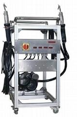 发泡包装材料焊接机移动式焊接工作台