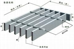 格栅板 供应厂家直销河北振恒钢格板生产厂家