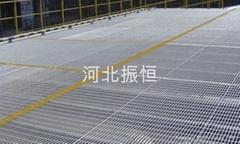 供应广州锅炉厂用平台钢格板
