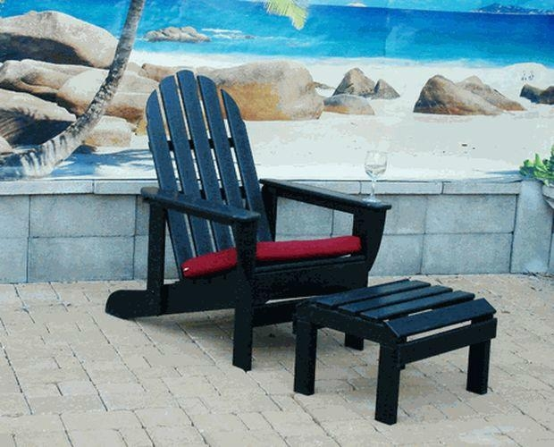 Wooden Outdoor Lounge Chairs Designs