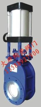 气动耐磨陶瓷出料阀 3
