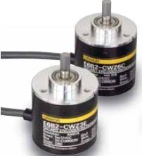 供应欧姆龙旋转编码器E6A2-CW5C 100P/R