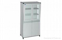 鋁木藥品櫃