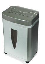 Paper Shredder L-907 Micro-Cut (Home / Office)