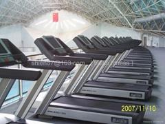 商用豪华型跑步机3.5HP AC 580I (580ITV)