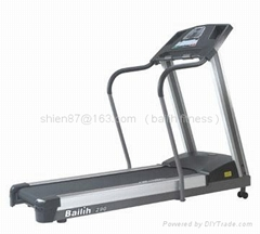 fitness/gyms/ ports equipment --light commercial treadmill 290I