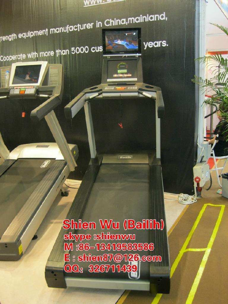 健身房商用大型跑步機  580 /482 TV 2