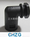 elbow pipe connector