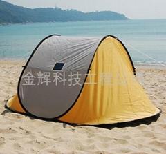 太陽能帳篷FC001