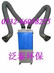 FT-HS雙臂焊接煙塵淨化器