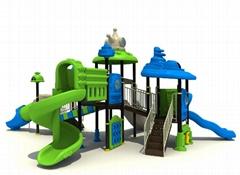 outdoor amusement facilities