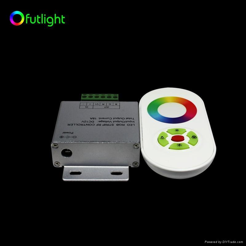 RF Wireless RGB LED Controller 1