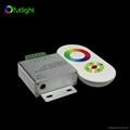 RF Wireless RGB LED Controller 2