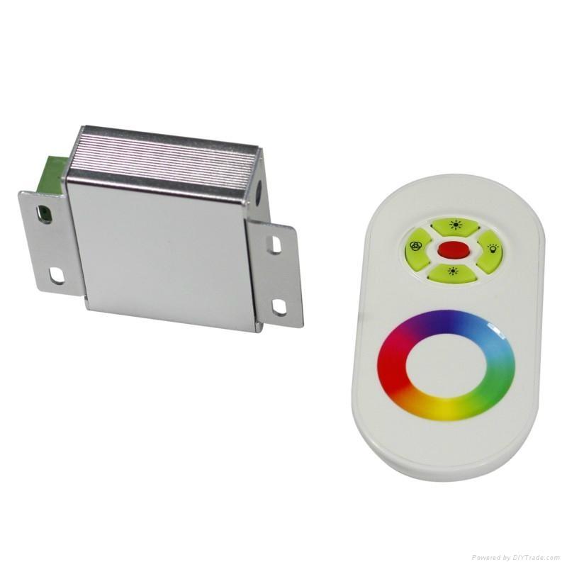 RF Wireless RGB LED Controller 3