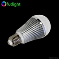 LED Brightness Changing Bulb with RF Wireless  Remote Control 2