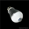 LED Infrared Sensor Bulb 4W/6W