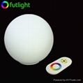 5W LED Mood Ball with RF Wireless Remote
