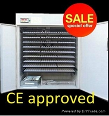Durable Automatic Chicken Egg Incubator YZITE-19