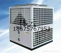 超低溫空氣源熱泵系統