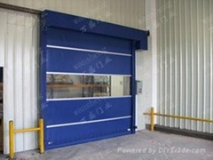 Electric roll up doors