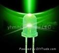 5mm 交通绿 LED