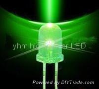 5mm traffic Green light LED