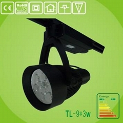 New and hot track light