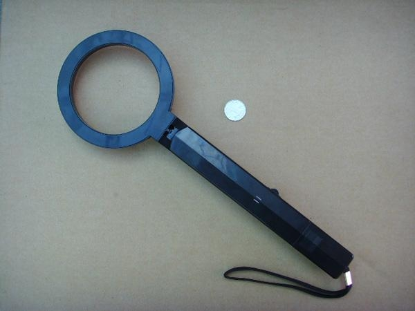 圆形金属探测器 1