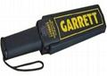 盖瑞特手持金属探测器